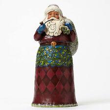 Jim Shore Victorian Santa w/Toy Bag Figurine ~ Rejoice & Be Glad ~ 4047677
