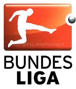 dekoGraphics | Offizielles DFL 1.Bundesliga Patch Badge Fussball Trikot Logo