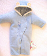 Baby-Jacken,-Mäntel & -Schneeanzüge für Mädchen mit Baumwollmischung ohne Muster