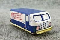 "VINTAGE 1960s TIN LITHO HUMPTY DUMPTY CHIPS VAN 3 1/2"" LONG MADE IN JAPAN"