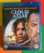 Cloud Atlas [Region Free] (Blu-ray) Brand new
