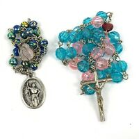 Chaplet of St. Joan of Arc and Rosary with Prayer
