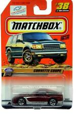 1999 Matchbox #38 Car Shows Corvette Coupe