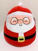 """Kellytoy Squishmallow 2020 Christmas Nick the Santa Claus 16"""" Plush Doll Toy"""