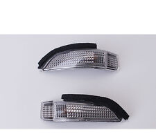 Car Pair Rear View Turn Mirror LED Light Lamp Fit for Toyota Camry Corolla