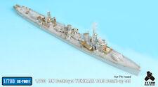 Tetra Model Works 1/700 IJN Yukikaze Detail set (Pit Road)