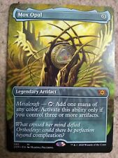 Mox Opal, Box Topper, Double Masters, Mythic Rare, Pack Fresh, MTG