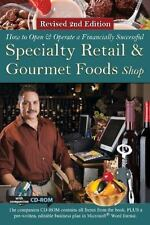 How to Open a Financially Successful Specialty Retail & Gourmet Foods Shop (Pape