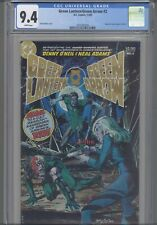Green Lantern/Green Arrow #2 CGC 9.4 1983 DC  Reprints Issues 78-79: New Frame