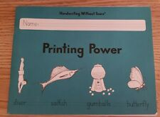 Handwriting Without Tears Printing Power