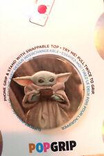 ✅ New Disney Star Wars Mandalorian Yoda Popsocket Popgrip Phone Tablet Hold Ipad