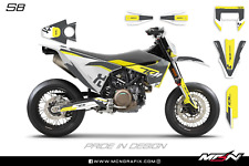 Husqvarna 701 Supermoto 2020 Graphic Kit Decal Kit Sticker Kit