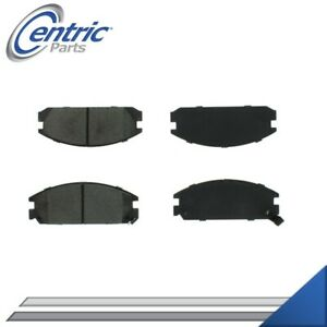 Front Brake Pads Set Left and Right For 1985-1987 HONDA PRELUDE