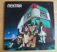 "Nektar ""Down To Earth"" Original 1975 Vinyl Album Release"
