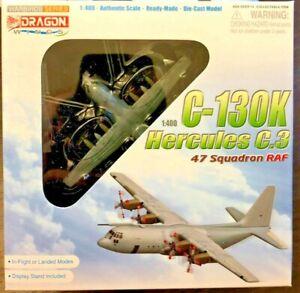 1:400 C-130K Hercules C.3, 47 Squadron RAF ~~ Dragon Wings #56279