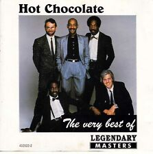 HOT CHOCOLATE The Very Best Of CD   SirH70