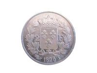 France 2 Francs Charles X 1828 T