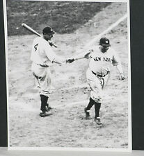 """Lot of (5) Babe Ruth, 1920's-30's Photos Measuring 8"""" x 10"""""""