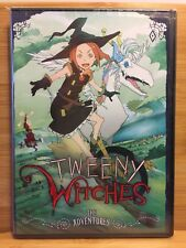 Tweeny Witches: The Adventures complete OVA series / NEW anime on DVD