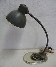 Kandem Schreibtischlampe Entw. Marianne Brandt  / Glasfuß / Restaurationsobjekt