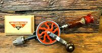 Millers Falls # 2-A  Hand Drill    Excellent Pre-Owned Condition