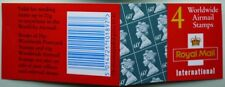 1995 Walsall 4 x 60p Barcode Booklet SG Catalogue No GQ3