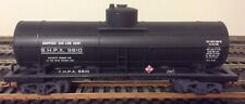 """H0 Tichy built up ICC type 105A large dome (60"""") tank car."""