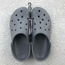 CROCS Ralen Clogs Men's Size 13 Roomy Fit Gray Brand New