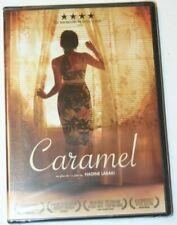 Caramel DVD.  2007 Nadine Labaki Film.  French/Arabic.  BRAND NEW & SEALED!!