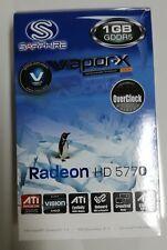 Scheda grafica Ati Sapphire HD5770 VAPOR-X