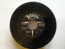 """Ricky Nelson 45 rpm """"You're My One and Only Love"""" VERVE 10070"""