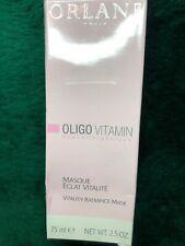 Orlane Oligo Vitamin Vitality Radiance Mask 2.5 oz NIB SEALED