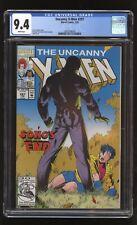 Uncanny X-Men #297B Pressman Gold Variant CGC 9.4