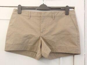 Ladies GAP Beige Shorts UK Size 20 (US 16) - BNWT