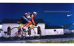Tour De France Lance Armstrong Motivational Poster New Original Busting It!