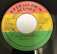 Sammy Dread Reggae On The Move Redemption Killer Roots!!