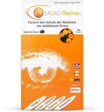 Nahrungsergänzungsmittel  LAGAD Retina® 30 Kaps Augenvitamine