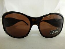 COLE HAAN AUTHENTIC SUNGLASSES BRAND NEW NEVER USED CH 656 TORTOISE