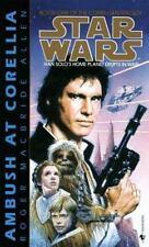 Ambush at Corellia (Star Wars, The Corellian Trilogy #1) (Book 1)-ExLibrary