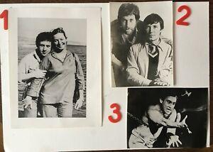 Russian poet @ actor Vladimir Vysotsky with Marina Vladi in USA 1976+bonus