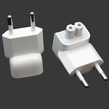 2x European USB Wall Charger AC Adapter Connector EU Power Plug For IPod qwv