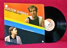 OST LP DOCTOR VLIMMEN PIM KOOPMAN 1978 EMI NETHERLANDS PRESSING NM NEAR MINT