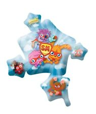 50 x moshi monster supershape star  balloons fundraising event joblot party pack