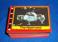 1979 TOPPS ALIEN THE MOVIE COMPLETE BASE TRADING CARD SET NM -2 CARDS