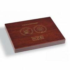 Münzkassette VOLTERRA für 16 dt. 100-Euro-Goldmünzen UNESCO Welterbe in Original