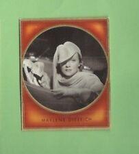 MARLENE DIETRICH 1936 BUNTE FILMBILDER LLOYD CIGARETTES CARD  Vintage ORIGINAL