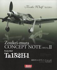 Zoukei-mura Concept Note SWS No.II Focke Wulf Ta 152 H-1