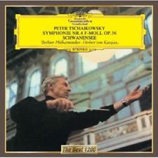 Tchaikovsky Symphony No. 4. 'the SWA Herbert Von Karajan Audio CD