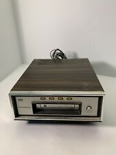 National RS-802US Vintage Stereo 8 Track Tape Deck Japanese Quality Untested
