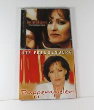 2 CDs Ute Freudenberg hab noch lange nicht genug - Puppenspieler DDR Schlager